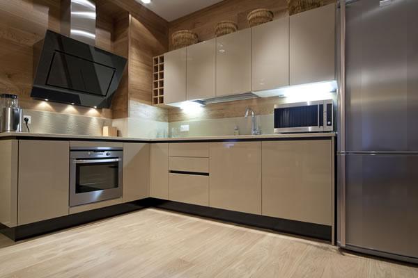 kitchen ivory and oak kitchen walnut and ivory kitchen walnut kitchen