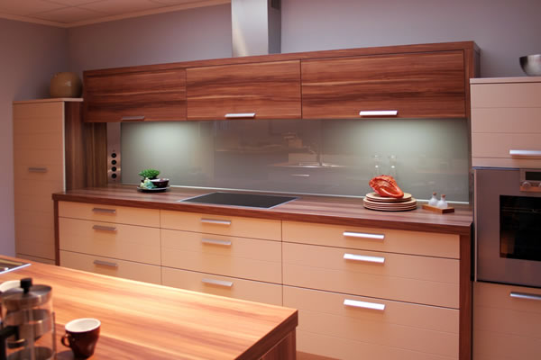 Modern Cream kitchen