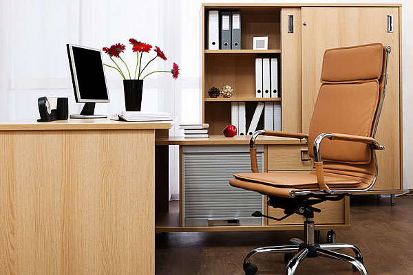 Office Desk and Storage Solutions